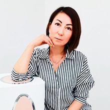 Марьям Мурзабекова. Салон красоты «Этуаль»